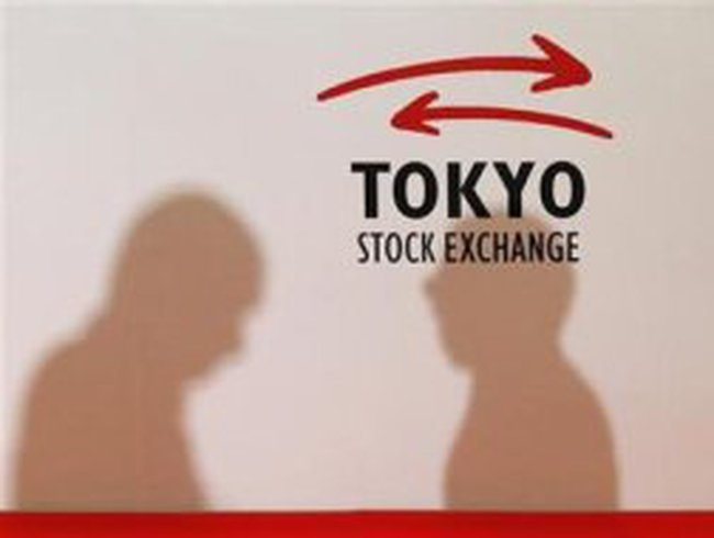 Yên xuống thấp nhất gần 3 năm, chứng khoán Nhật tăng vọt