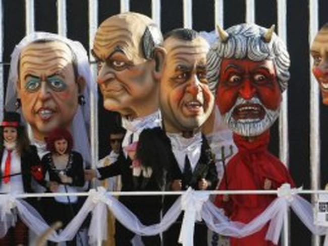 Bầu cử Italia: Mớ bòng bong!