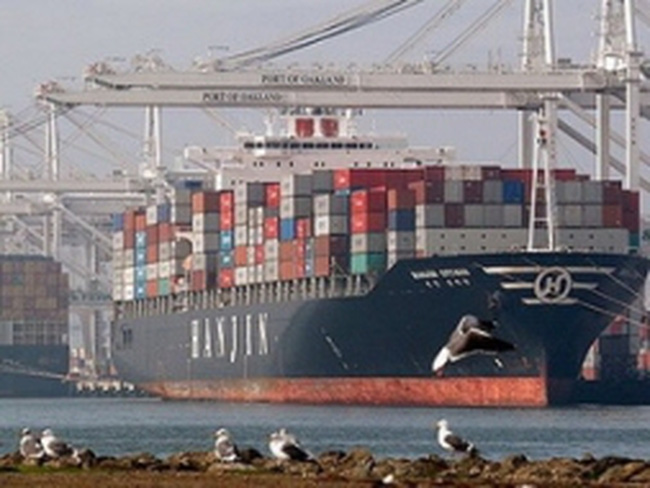 Hàn Quốc đạt tổng giá trị thương mại 1.000 tỷ USD