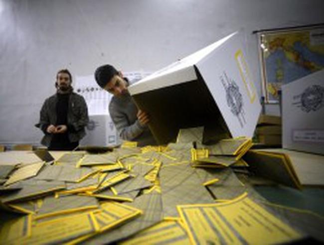 Ảnh hưởng từ bầu cử Italia, chứng khoán Mỹ lao dốc mạnh
