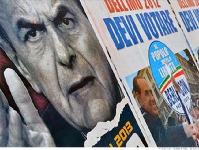 Hậu bầu cử Italy, khủng hoảng nợ châu Âu sẽ leo thang?