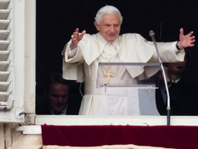 Vatican sẽ có hai Giáo hoàng?