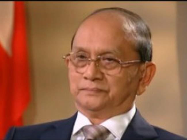 Tổng thống Myanmar thăm châu Âu