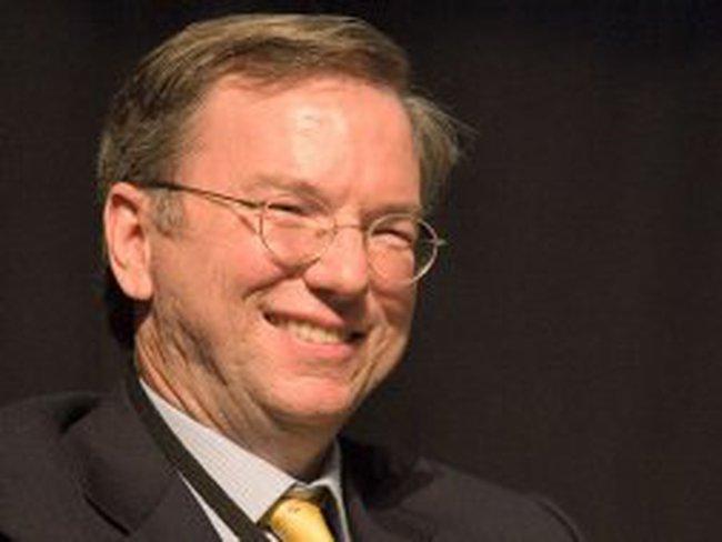 Chủ tịch Schmidt lên kế hoạch bán 42% số cổ phần tại Google