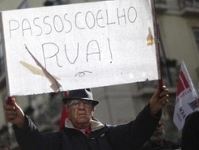 Bồ Đào Nha họp khẩn bàn về ngân sách năm 2013