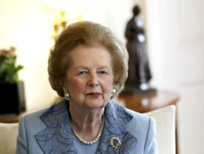 """""""Bà đầm Thép"""" nước Anh Margaret Thatcher qua đời ở tuổi 87"""