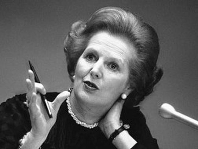 Margaret Thatcher – Người phụ nữ thay đổi cả thế giới