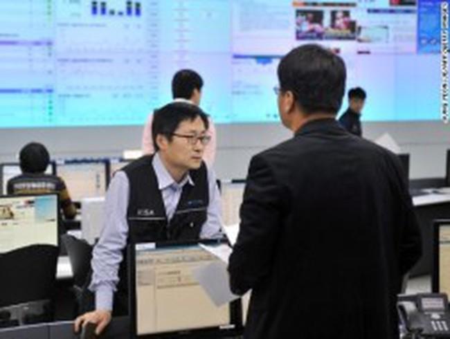 Hàn Quốc cáo buộc Triều Tiên tấn công hệ thống ngân hàng và truyền hình