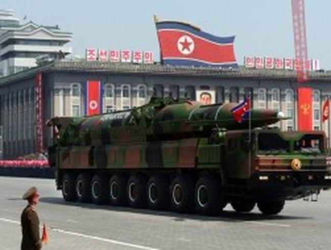 Biên giới Trung Quốc – Triều Tiên đã đóng cửa