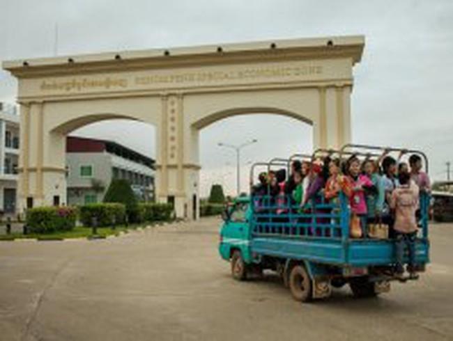 Ngại Trung Quốc, FDI đổ dồn về Campuchia