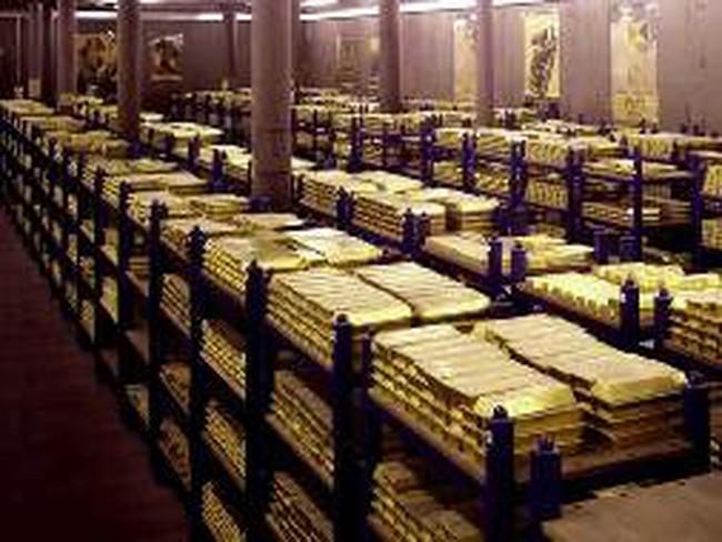Mỹ: Tin vào vàng hơn tin Bernanke