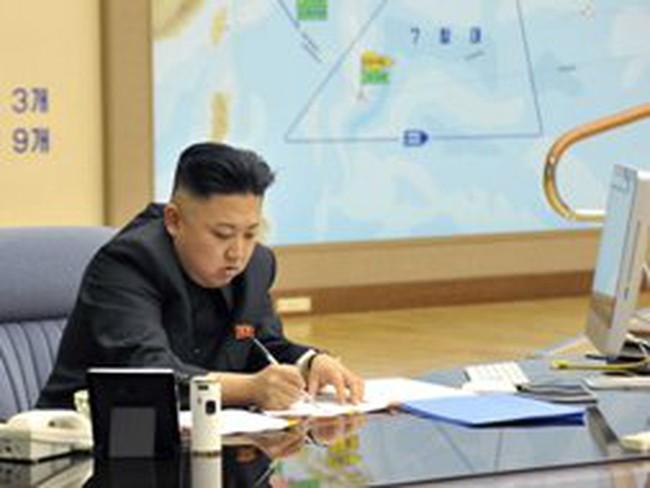 Kim Jong Un không muốn chiến tranh?