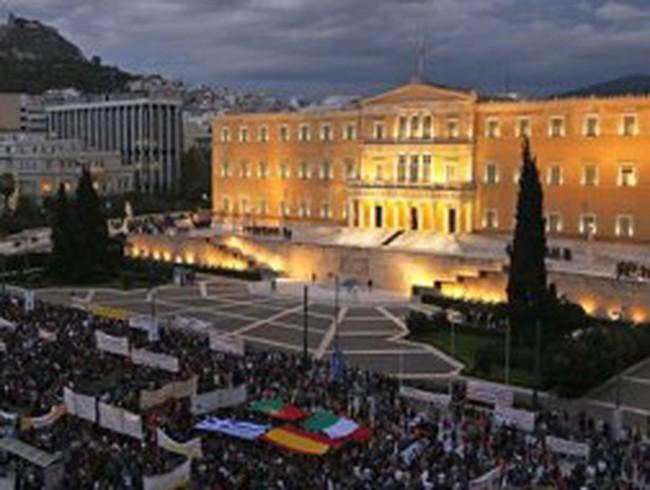 Hy Lạp: Lập kỷ lục... thất nghiệp mới
