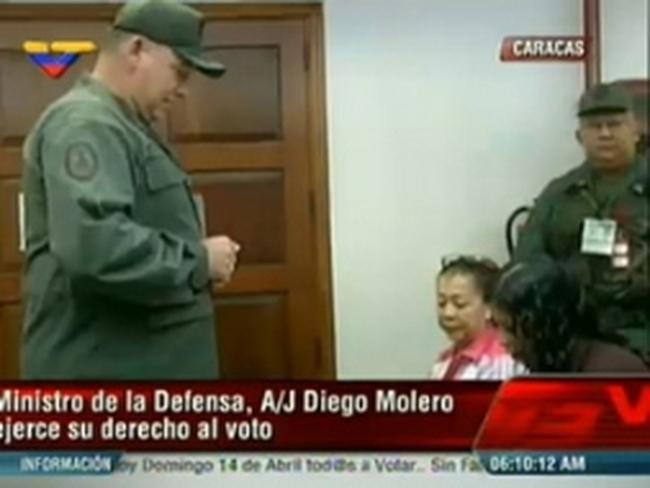19 triệu cử tri ở Venezuela bắt đầu bầu tổng thống