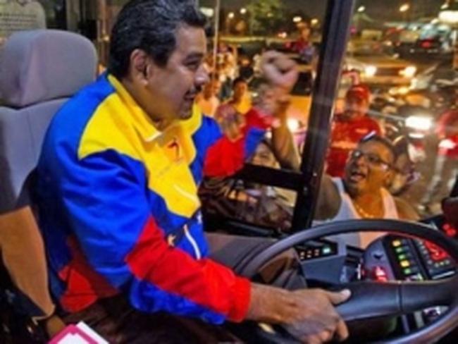 Tổng thống tạm quyền Venezuela Maduro thắng cử