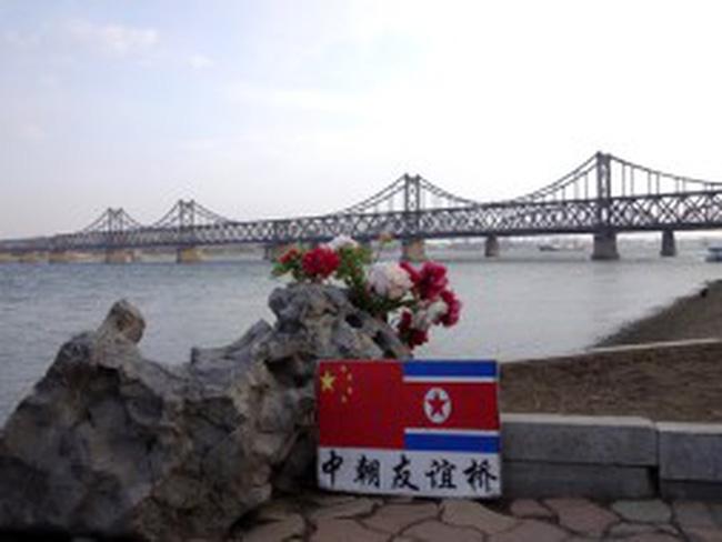 Cầu Áp Lục và câu chuyện về mối quan hệ Trung - Triều