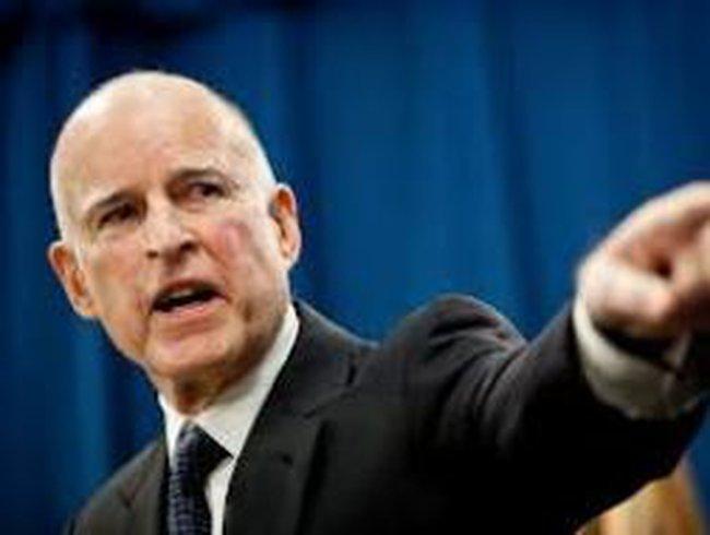 """Thống đốc bang California """"đi săn rồng Trung Quốc"""""""
