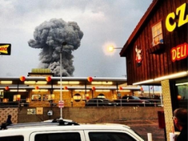 Mỹ: 60-70 người chết trong vụ nổ tại bang Texas