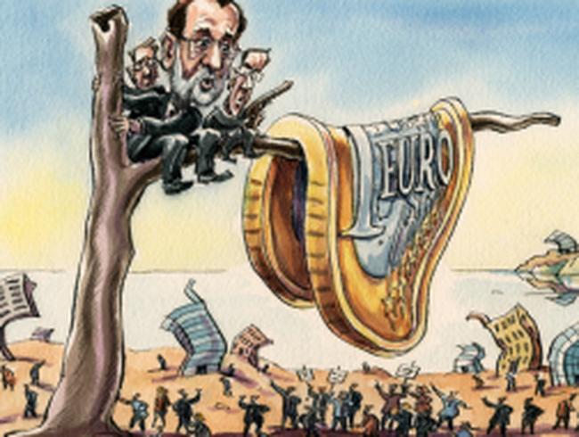 Tây Ban Nha và châu Âu: Giấc mơ vỡ vụn