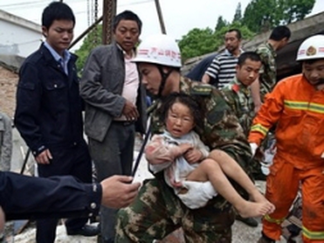 Động đất ở Trung Quốc: Con số thương vong lên tới hơn 11.400 người