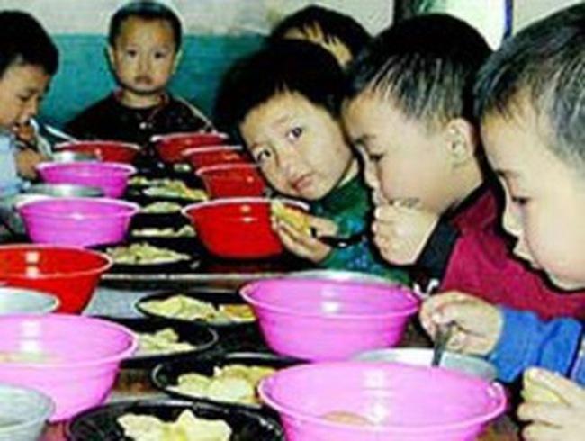Triều Tiên cầu cứu lương thực từ Mông Cổ