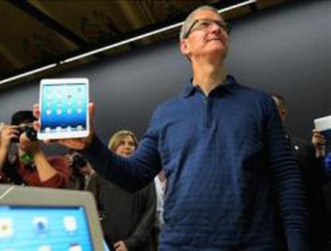 """""""Khủng hoảng nhận diện"""" của Apple"""