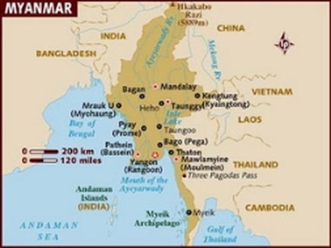 EU đã dỡ bỏ hầu hết biện pháp trừng phạt Myanmar