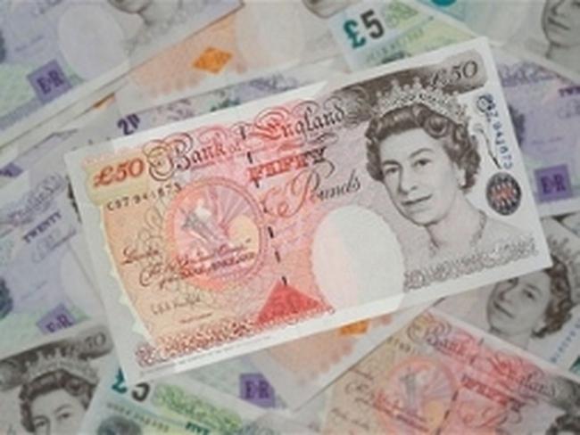 Anh: Nợ công lên tới 120,6 tỷ bảng
