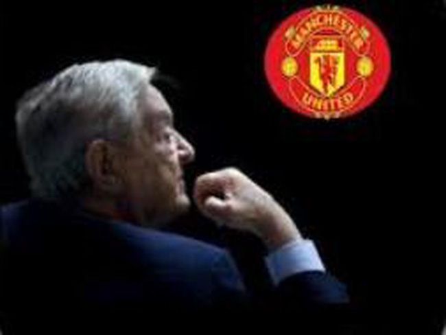 George Soros lãi đậm từ Manchester United