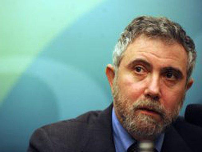 Chiến thắng thuộc về Paul Krugman!