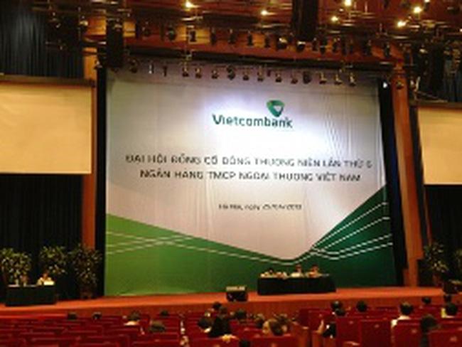 ĐHCĐ Vietcombank:  Vợ cựu Chủ tịch được bầu làm thành viên HĐQT độc lập
