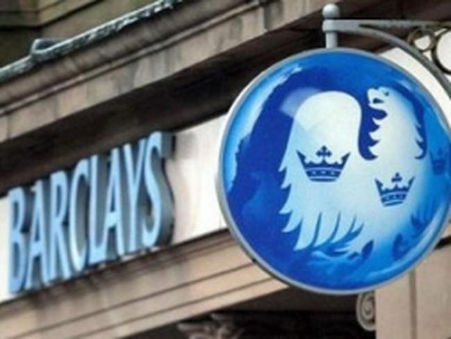 Lợi nhuận ngân hàng Barclays giảm 25% trong quý 1