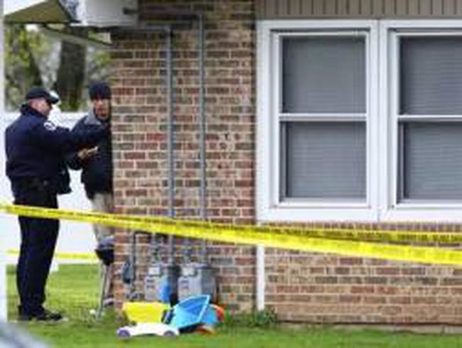 Lại xả súng ở Mỹ, 2 trẻ em, 3 người lớn chết thảm