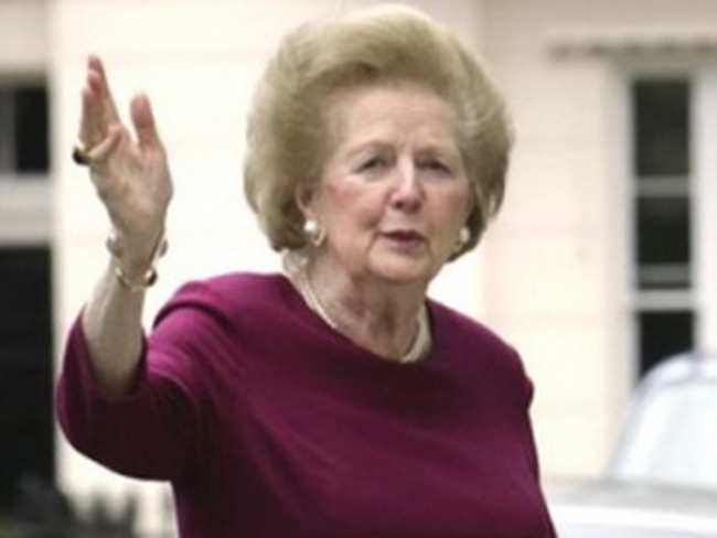 Chi phí cho lễ tang bà Thatcher lên gần 6 triệu USD