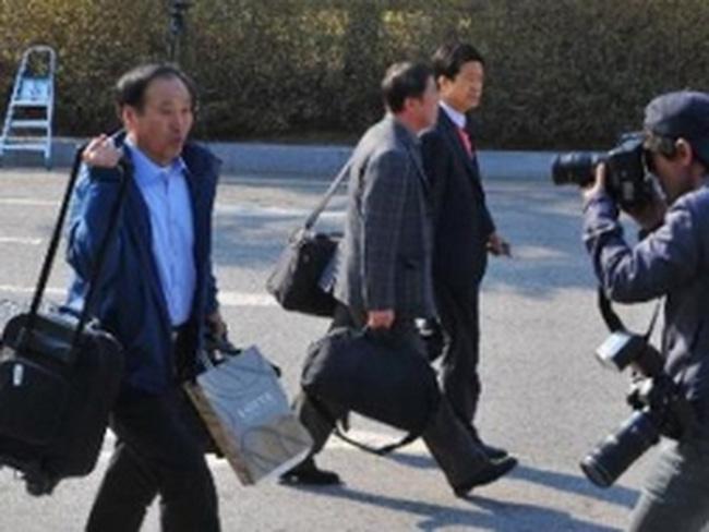 Triều Tiên giữ lại 7 công dân Hàn Quốc tại Kaesong