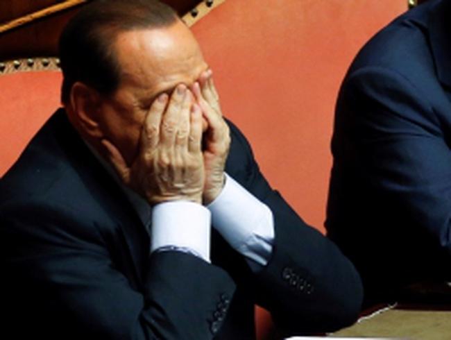 Y án 4 năm tù cựu thủ tướng Berlusconi
