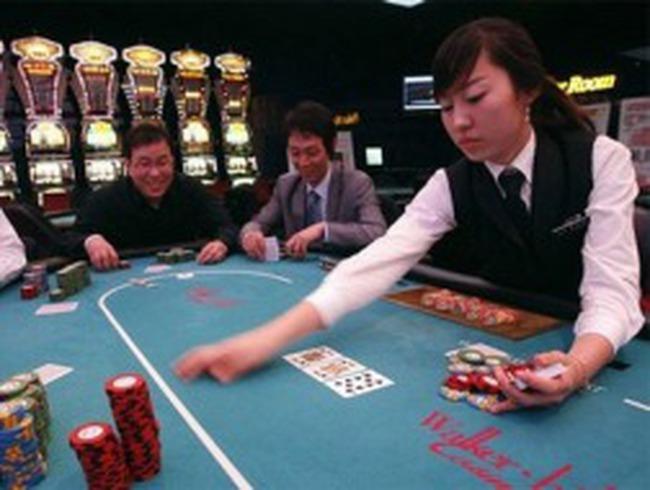 """""""Giấc mơ Macau"""" của Hàn Quốc tan vỡ"""