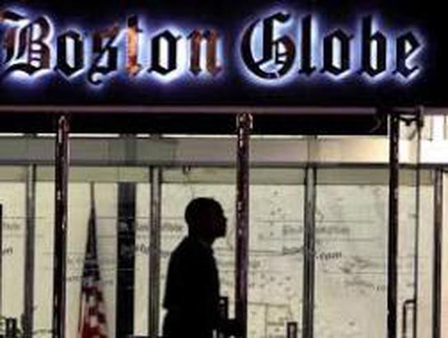 New York Times bán tờ Boston Globe với giá rẻ mạt