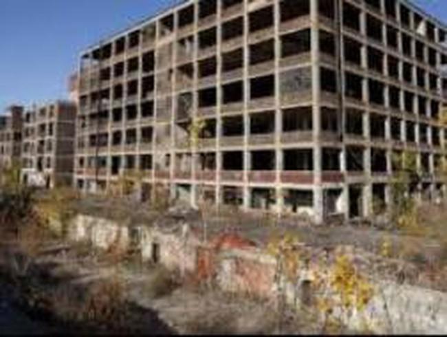 Detroit phiên bản Trung Quốc