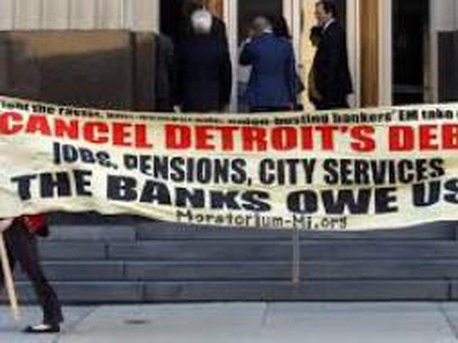 Nền tài chính công của nước Mỹ: Vấn đề không chỉ ở Detroit