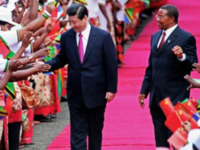 """Trung Quốc, Ấn Độ tranh nhau """"miếng đất vàng"""" châu Phi"""