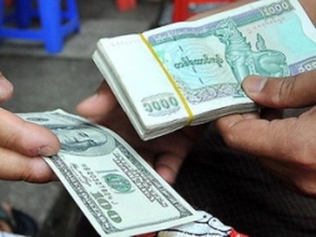 Myanmar cho phép giao dịch tiền tệ liên ngân hàng