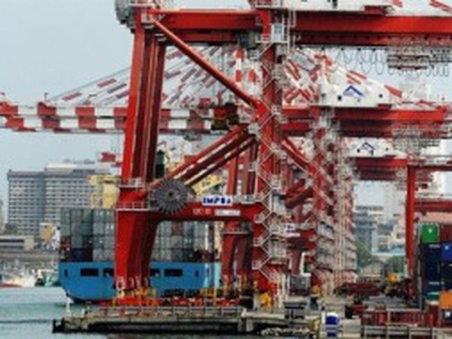 Trung Quốc khánh thành cảng 500 triệu USD ở Sri Lanka