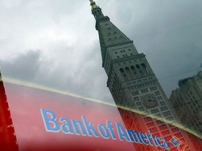 Chính phủ Mỹ kiện Bank of America về tội lừa đảo