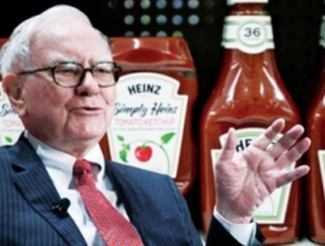 Nghi vấn giao dịch nội gián trong vụ tỷ phú Buffett thâu tóm Heinz