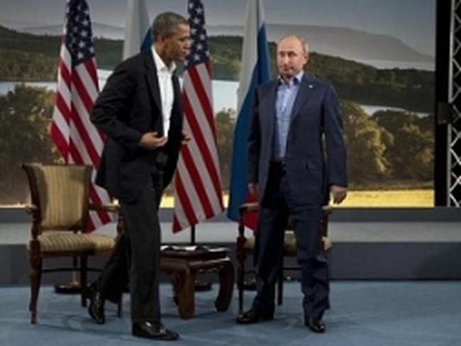 Ông Obama hủy cuộc gặp với ông Putin vì Snowden
