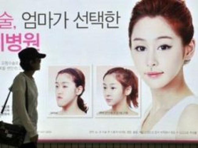 Hàn Quốc sẽ đánh thuế phẫu thuật thẩm mỹ