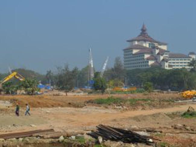 Người Thái gặp khó ở Myanmar
