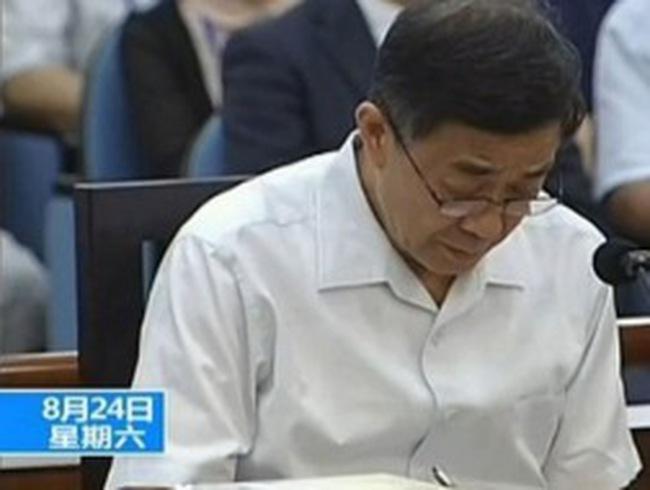 """Bạc Hi Lai nhận trách nhiệm về """"tiền bẩn"""", tiết lộ ngoại tình"""