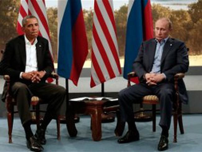 Obama ví Putin như 'cậu học trò buồn tẻ'